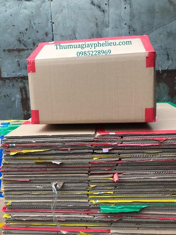 Bán thùng carton cũ tại quận 1