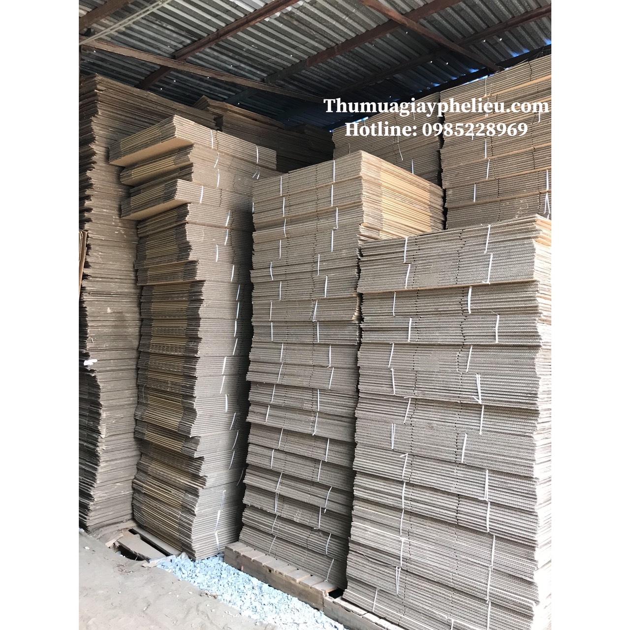 Mua bán thùng giấy carton tại TPHCM