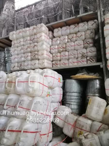 Thu mua can nhựa cũ giá cao tại TPHCM